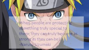 Naruto Uzumaki quote by starkirby10