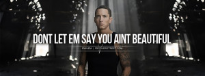 Wayne And Eminem Drop The World Quote Eminem Beautiful Quote