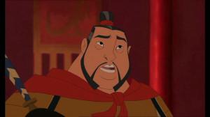 General Li, Mulan . Voiced by American-born Japanese actor James ...