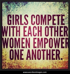 Positive women quotes