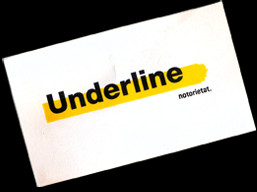 Do you have any questions about Underline ? Send your Question!