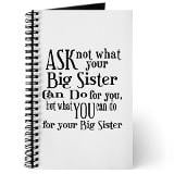Sister Quotes Notebooks | Sister Quotes Journals | Spiral Notebooks ...