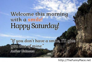 images for happy saturday quotes - Google Search