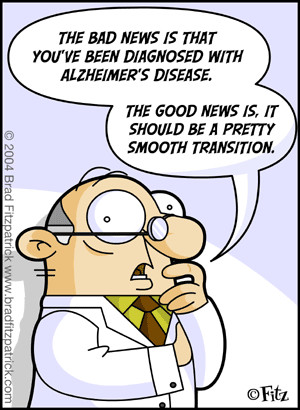 Alzheimer's Diagnosis