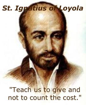 St. Ignatius of Loyola ...