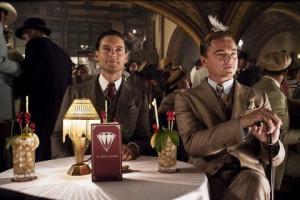 Nick Carraway and Jay Gatsby