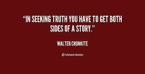 Quotes About Seeking Truth