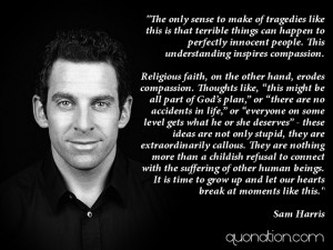 Sam Harris Quote