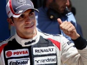 Pastor Maldonado 2012 European Grand Prix