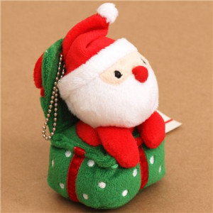 ... cli of a cute christmas santa set 09 cute santa claus with snowman