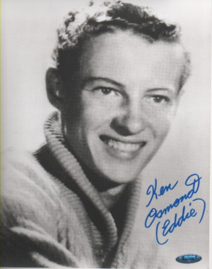 KEN OSMOND AS EDDIE HASKELL. WHAT A ROLE MODEL FOR ME AT THAT AWKWARD ...