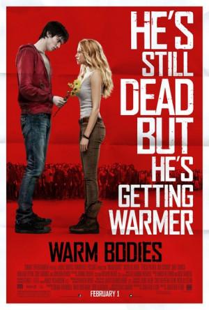 温暖的尸体》海报