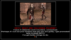 Assassin's Creed Brotherhood-Borgia Guard Quote #1 by rkmugen