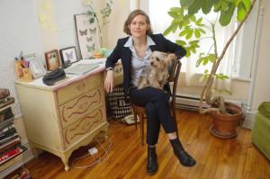 Heather O ' Neill : Her city,