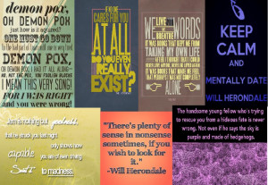 Wallpaper Infernal Devices Quotes by InsaneElizabeth2012