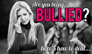 Being Bullied? Here's how to deal… Guest Blogger Sameer Hinduja