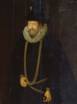 Sir William Lovelace Kt of Bethersden