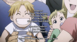 FMA Brotherhood- Episode 64 Finale - full-metal-alchemist Screencap