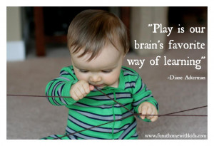 Inspirational Quote from Fun at Home With Kids
