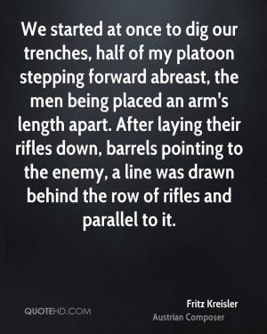Quotes by Fritz Kreisler