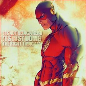 ... Comics Book, Flash Superhero Quotes, Super Heroes, Dc Comics Quotes