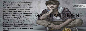 Gale Hawthorne - Hunger Games Profile Facebook Covers