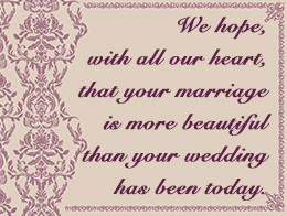 Christian Marriage Wishes Quotes. QuotesGram