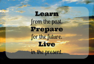 ... quotes and verses will help us focus on being ready today for forever