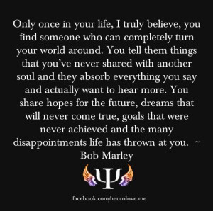 optimistic bob marley quote