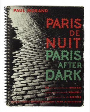 Paul Morand, photo book Paris after Dark - Paris de Nuit, 1933 ...