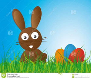 Cool Easter Bunny No Background