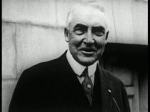 HD Warren Harding / Presidente / Stati Uniti / 1920-1929 – Video ...