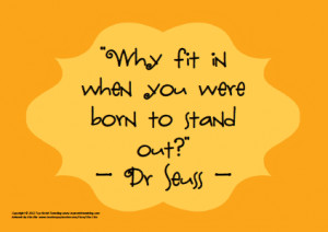 What Your Favorite Seuss Quote