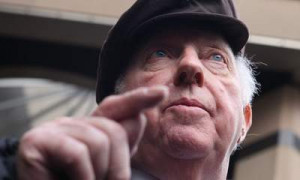 Scargill Has Lost His Fight...