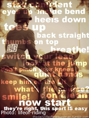 Show jumping quotes wallpapers