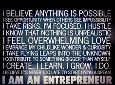 ve always been a hustler; at last found my forte!! As the quotes ...
