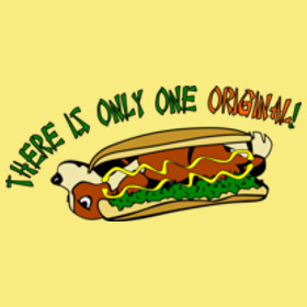 There Only One Original Hot...
