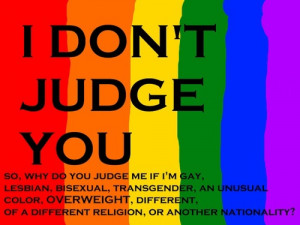 Stop Judging Others Quotes