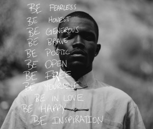 Frank Ocean, and Why Blacks Need to Finally Get Over Homophobia