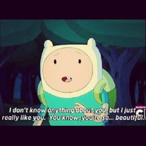 Finn Adventure Time Quotes
