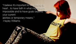 paramorequotes:Hayley Williams's quote