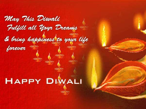 Diwali Fulfill All Dreams Quotes In English