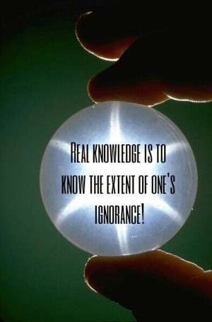 Real Knowledge