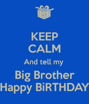 Funny Happy Birthday Brother QuoteFunny Happy Birthday Brother Quotes ...