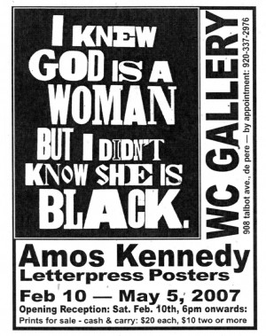 Powerful Quotes About God Amos kennedy jr., i knew god