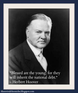Herbert Hoover Quotes Herbert clark hoover, 31st