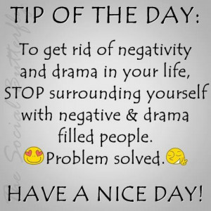 TIP OF THE DAY: