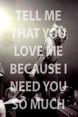 love music lyrics Concert Bring Me The Horizon bmth Band dont go ft ...