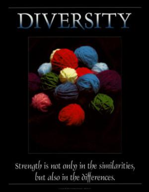 Diversity Propaganda