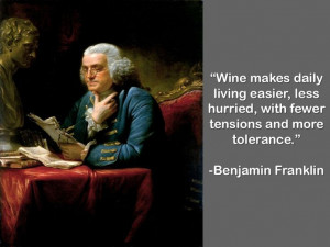 Source: http://www.slideshare.net/BaldacciWinery/25-famous-wine-quotes